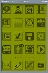 Downloadable 'GameBoy' Theme by momentimedia