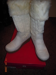 eskimo boots for sarah palin