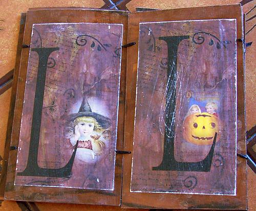 Halloween Book LL