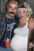 Halloween 2008 (McClaran) Tags: white halloween beer trash costume pregnant belly redneck 2008