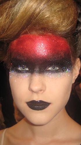 """Vertigo"" scene- my makeup"