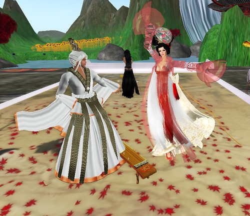 Epic love story: Dance with the Princess I