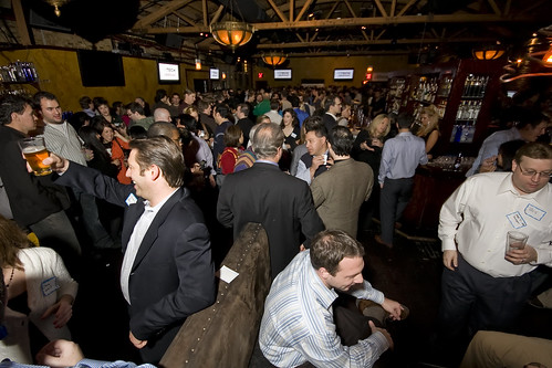 TECH cocktail Chicago 9 Crowd