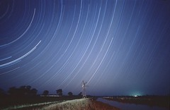 Marnoo Victoria Oct 2004 (ianlawrence99) Tags: star startrails