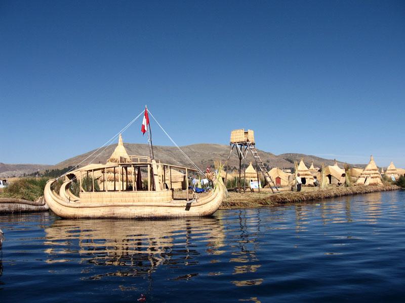 Lago Titicaca - Notiviajeros.com
