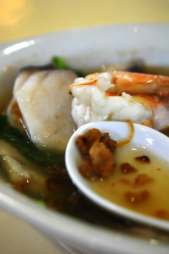 Fish and Prawn soup - DSC_6409