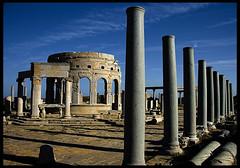 Libda Roman City (A.Shazly) Tags: history roman libya romanempire libda