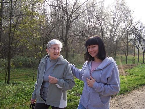 Baka and Edna