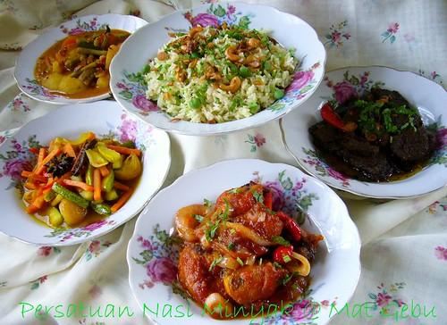 Persatuan Nasi Minyak