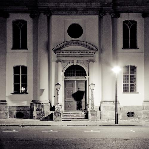 Pforte der Parochialkirche