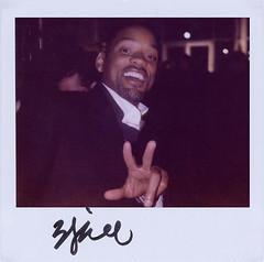 Will Smith (Portroids Polaroid Portraits) Tags: portrait celebrity polaroid denver premiere signed autographed denverrescuemission sevenpounds portroid rockymountainfoodbank