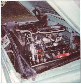 F-100 Engine