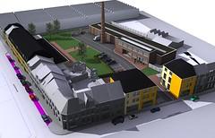 city development (Renderhouse ludwig desmet) Tags: architecture 3d visualisation renderhouse