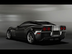 2009 C3R Retro Corvette Stingray ...