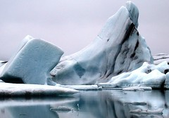 Almost gone (ystenes) Tags: ice iceland melting 1001nights sland jkulsrln blueice magiccity  jkulsarlon platinumheartaward flickrestrellas worldtrekker virtualjourney worldtreekker 1001nightsmagiccity magiccty