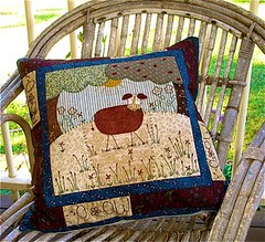 """ B e M    COUNTRY ... ("" Atelier da TT"") Tags: quilt country foundation patchwork applique"