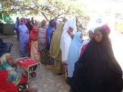 Hargeisa Geared Up For the voters registration (Yusuf Dahir's Somaliland Photos) Tags: voters registration somaliland