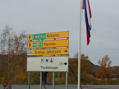 Signs in Russian