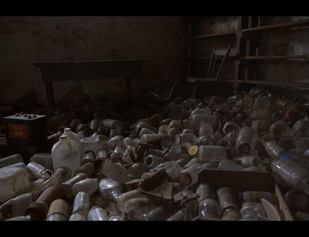 Interrogation of the Jars
