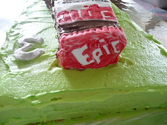 Epic Birthday Cake - Cap
