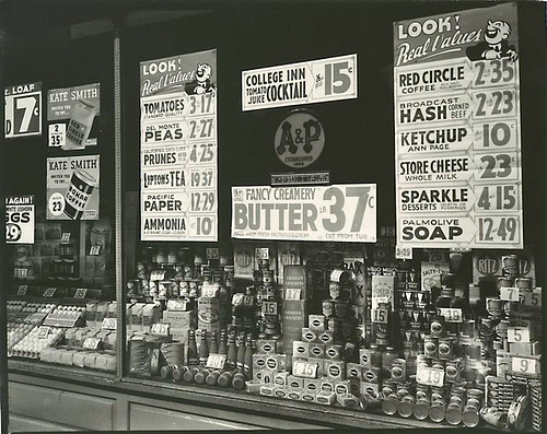 A & P (Great Atlantic & Pacific Tea Co.), 246 Third Avenue, ...