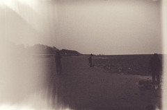 (Han Cheng Yeh) Tags: film beach seaside asia minoltax700 taiwan