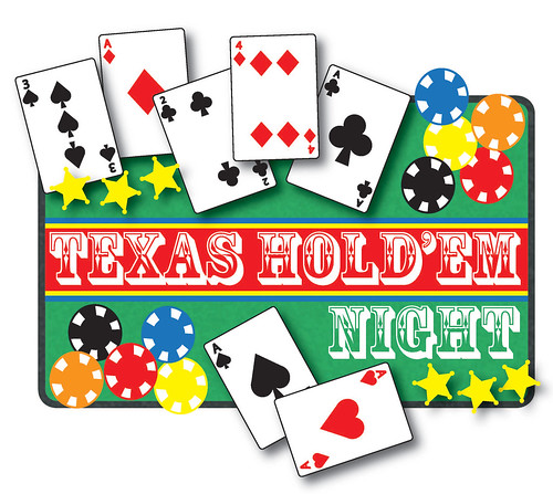 Texas Hold'Em Night