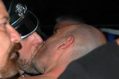 RSVP Cruise - NC DSC_0241B (bucksboy) Tags: gay hairy leather beard goatee carribean unshaven scruff rsvp hollandamerica caribbeancruise menkiss gaycruise rsvpcruise rsvpvacations eurodam 2009cruise eurodamcruise