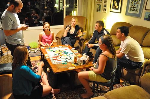Blogger board games