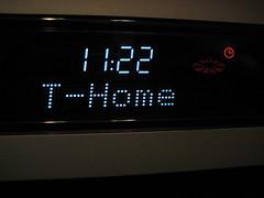 """""""Analoge Uhr"""" beim T-Home Media Receiver X301T"""