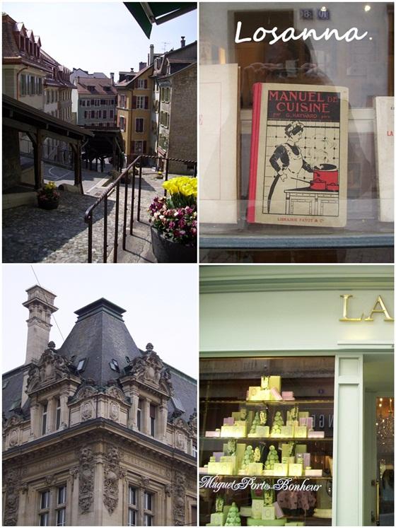 Losanna - Il centro