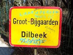 Dilbeek, waar iedereen thuis is (zwans) Tags: bruxelles brussel rand brabant dilbeek vlaamsbrabant grootbijgaarden périphérie grandbigard brabantflamand