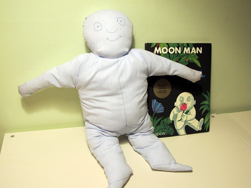 Moon Man! by liberrian