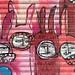 Evil bunnies - Madrid