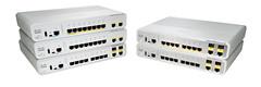 Cisco Catalyst 2960-C/3560-Cシリーズ コンパクト スイッチ