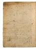 Ownership inscriptions in Orbellis, Nicolaus de: Cursus librorum philosophiae naturalis [Aristotelis] secundum viam Scoti