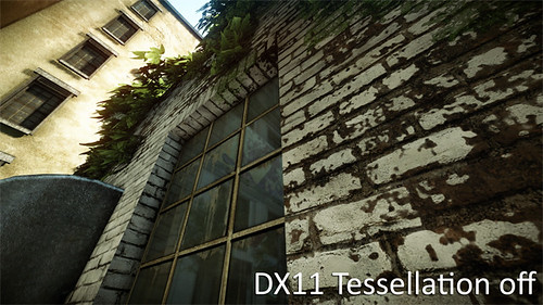 DX 11 Tessellation Off