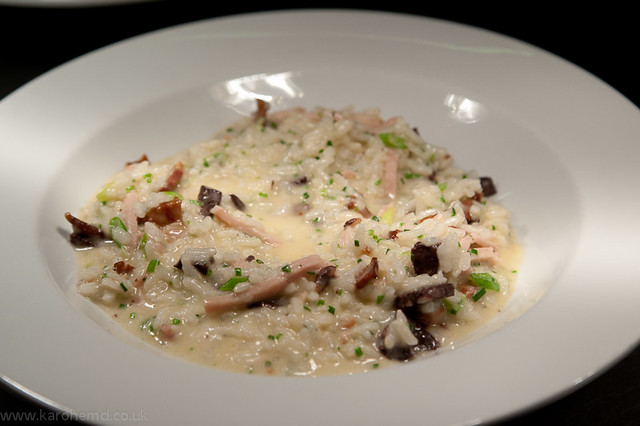 Iberico Pork Rice Pudding