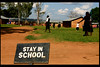 stay in school (LindsayStark) Tags: africa travel school war conflict uganda humanrights humanitarian displaced idpcamp refugeecamp idps idp humanitarianaid emergencyrelief idpcamps waraffected