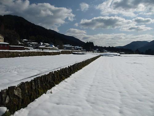 雪の大原 (9)