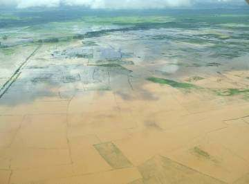 cyclone Ivan flooding madagascar