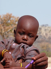 Namibia - Himba (paolafrog) Tags: namibia himba