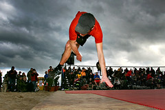 Freestyle Action I (Iguana Jo) Tags: italy freestyle rimini frisbee paganello shrednow paolomagni paganello2008