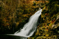 The Magic of Rainfall (M-J Turner) Tags: england fall water waterfall beck falls cumbria cascade forces swindale mosedale mywinners forcesfalls mosealebeck