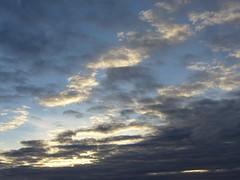 Fitz Roy - trek - aurore - ciel - nuages