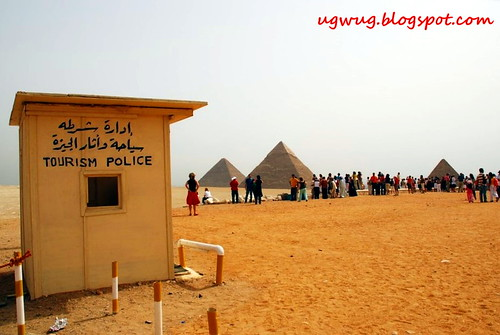 Tourism Police - The Great Pyramids