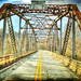 Calhoun Creek Bridge HDR with Texture