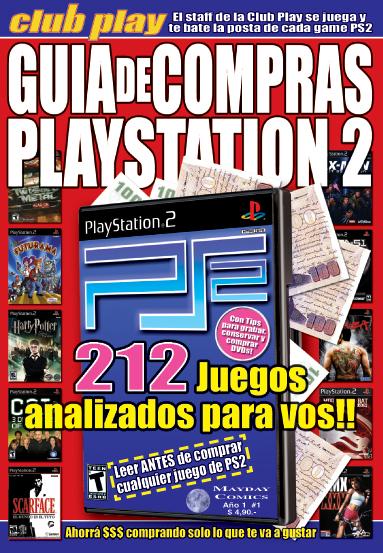 guia play station 2: