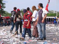 Milano football derby (foto_franz) Tags: italy milan milano tifosi ssiro stadiomeazza footballderby