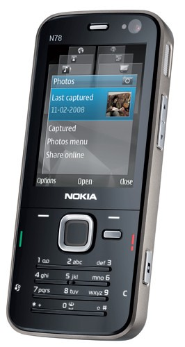Nokia-N78 by devender_paul